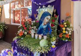 Los altares de Dolores, una tradición de semana Santa