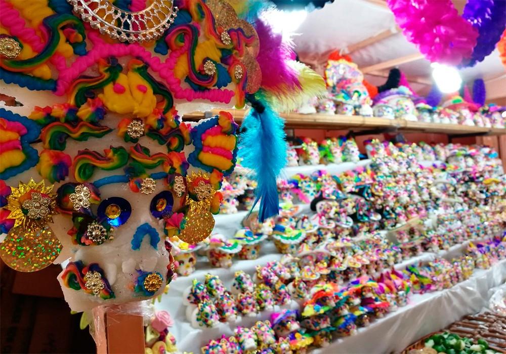 Toluca te espera en la Feria del Alfeñique.