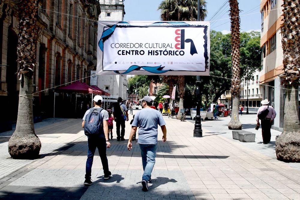 Redescubre el Centro Histórico de la CDMX con el nuevo corredor cultural.