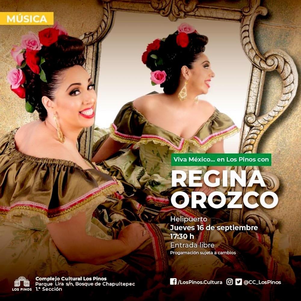 Celebra el 211 aniversario de la Independencia de México en Los Pinos.