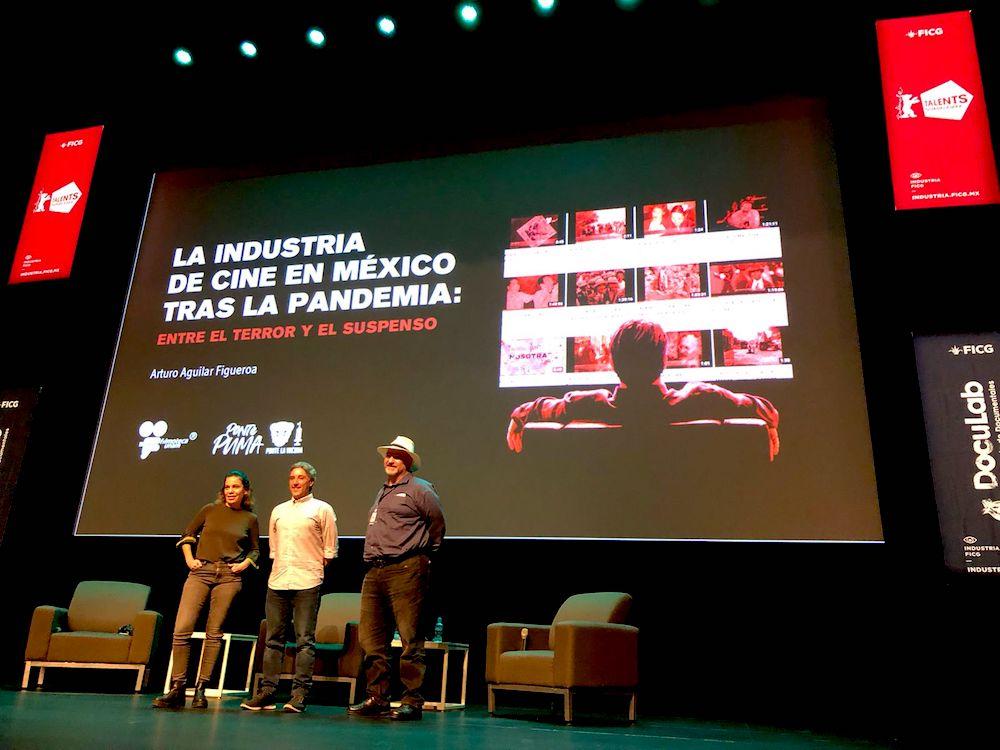 La industria de cine en México tras la pandemia: entre el terror y el suspenso.